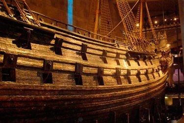 Il Museo Vasa di Stoccolma