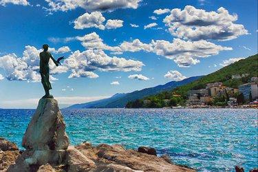 Abbazia (Opatjia) in Istria