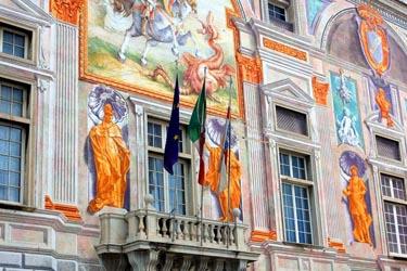 Palazzi dei Rolli a Genova