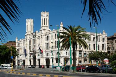 Palazzo Civico a Cagliari