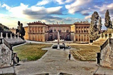 Palazzo Pitti a Firenze
