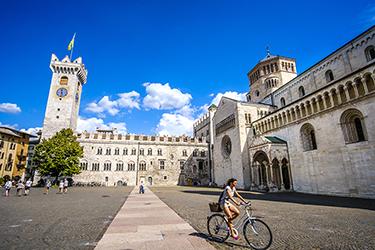 Palazzo Pretorio e Torre Civica a Trento
