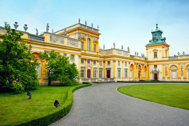 La Residenza di Wilanow o Villa Nova a Varsavia