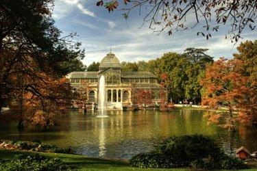 Parco del Buen Retiro a Madrid