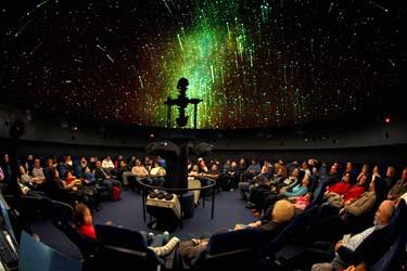Il Planetario del Parco della Scienza di Granada