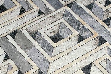 Il Pavimento - Labirinto della Cappella di Sansevero a Napoli
