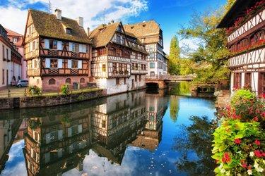 La Petite-France di Strasburgo