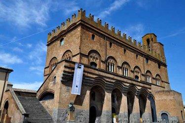 Piazza del Popolo a Orvieto