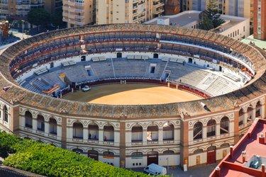 Plaza de Toros a Malaga