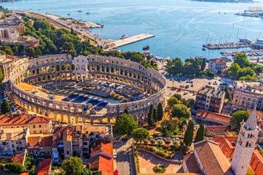 Pola in Istria