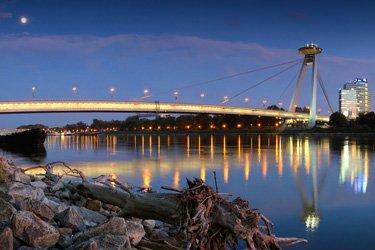 Il Ponte Nuovo di Bratislava