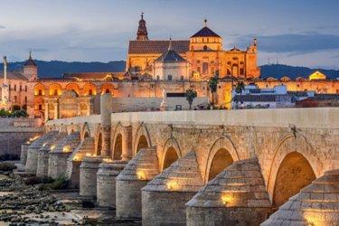 Il Ponte Romano sul Guadalquivir a Cordoba