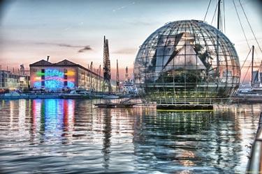 Il Porto Antico di Genova