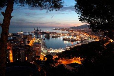 Il Porto di Malaga