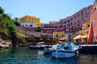 Il Porto Romano di Ventotene