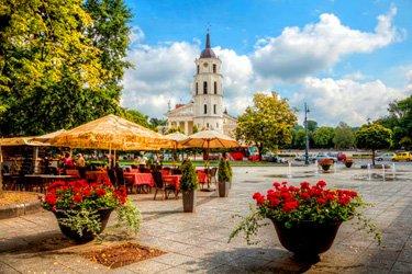 Il Quartiere Ebraico di Vilnius