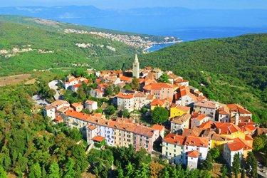 Rabac e Labin in Istria