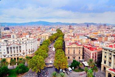 La Rambla di Barcellona