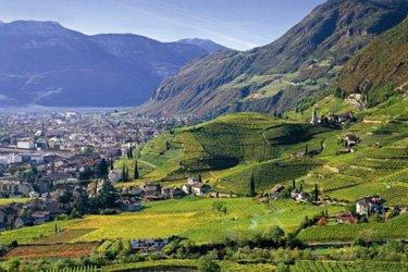 Rencio e Santa Maddalena a Bolzano