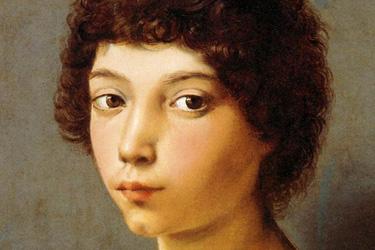 Ritratto di un giovane di Raffaello Sanzio