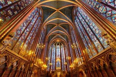 La Sainte-Chapelle di Parigi