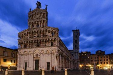 Le chiese di San Michele e San Frediano