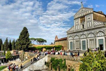 San Miniato al Monte Firenze