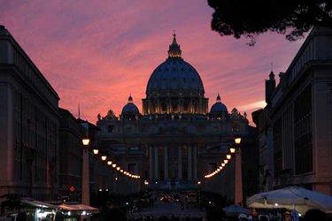 La Basilica di San Pietro a Roma