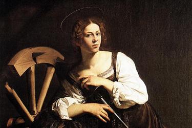 Santa Caterina di Caravaggio