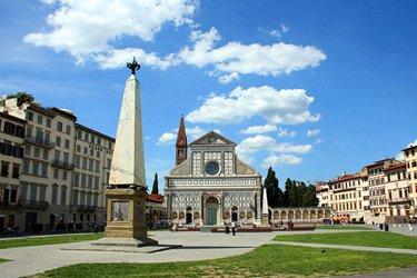 Chiesa di Santa Maria Novella a Firenze