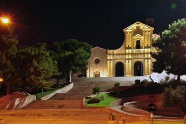 Santuario di Bonaria a Cagliari