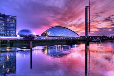 Science Centre di Glasgow