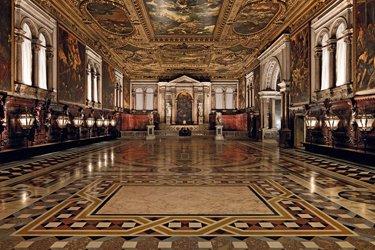 La Scuola Grande di San Rocco a Venezia