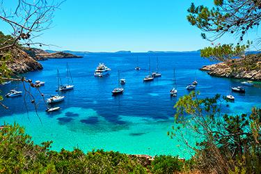 Le spiagge di Ibiza