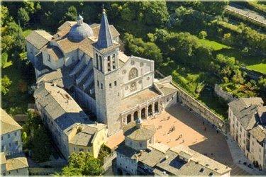 Spoleto in Umbria