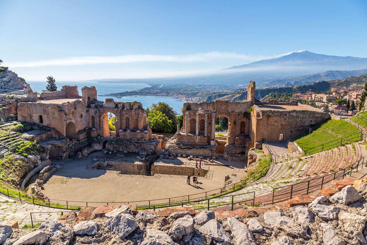 Taormina le 10 cose pi importanti da fare e vedere a taormina - La finestra sul mare taormina ...