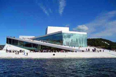 Teatro dell'opera e del Balletto a Oslo