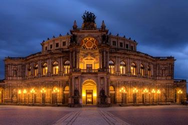 Teatro dell'Opera di Dresda