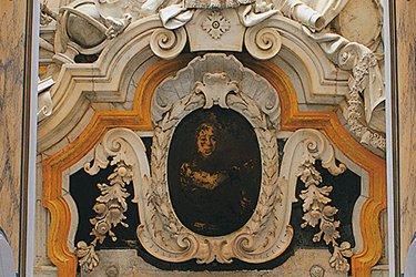 La tomba di Raimondo di Sangro nella Cappella Sansevero