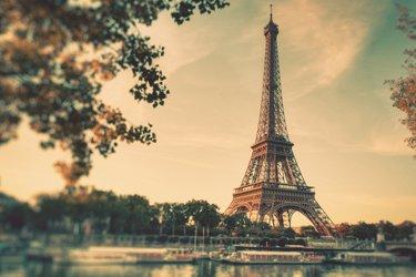 La Torre Eiffel di Parigi