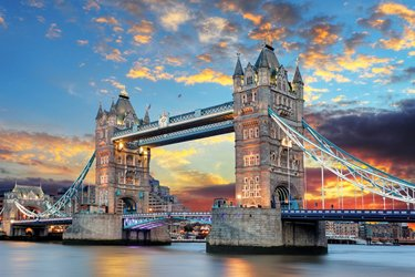La Tower Bridge di Londra