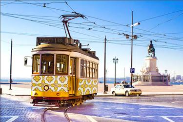 Tram, funicolari e ascensori di Lisbona