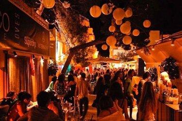Uscire la sera a Formentera