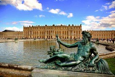 La Reggia di Versailles a Parigi
