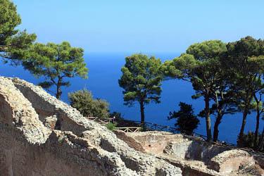 Villa Jovis a Capri
