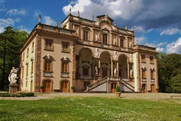 Museo Nazionale di Villa Mansi a Lucca
