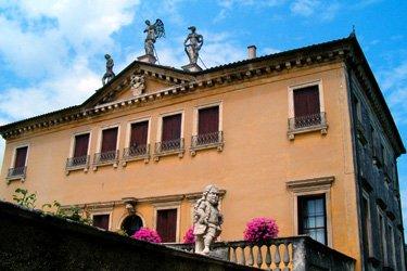 Villa Valmarana ai Nani a Vicenza