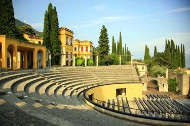 Vittoriale degli Italiani sul Lago di Garda