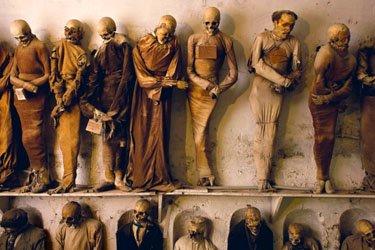 Le Catacombe di Palermo