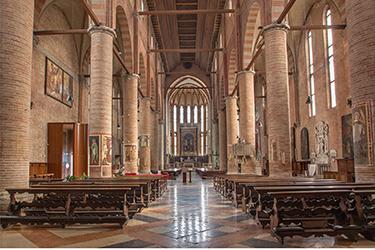 La Chiesa di San Nicolò a Treviso